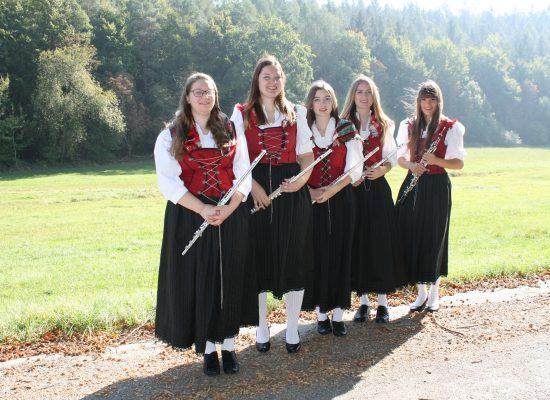 Querflöten + Oboe